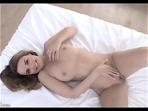 sliding into that raw greasy cooch of sweet Dillion Harper