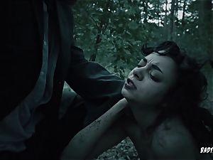 BADTIME STORIES - super-fucking-hot Halloween babe bondage & discipline dominated