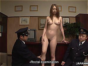naked japanese prisoner tantalized