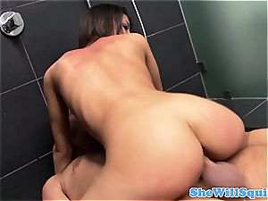 dumping babe Veronica Rodriguez humped