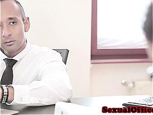 Valentina the office superslut