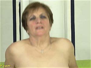 hairy grandmothers first pornography shooting
