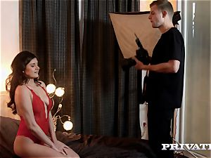 Private.com - ass fucking at the photoshoot