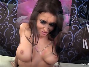 Romi Rain and Jessica Jaymes get down and messy