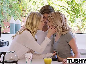 super-hot blondes getting ass-fuck nailed